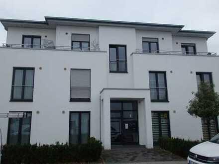 Schöne und helle Wohnung in ruhigem 7-Familien-Haus mit Südbalkon