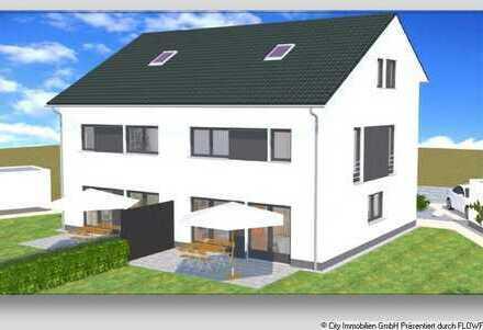 Schlüsselfertige, moderne Doppelhauslhälfte in Weiden!