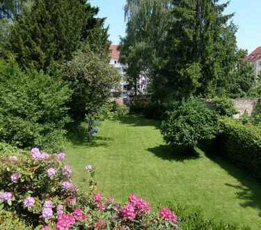 Vollausgestattete Berufstätigen-WG mit Garten in Toplage