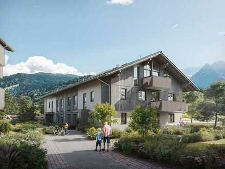 Leben, wo Andere Urlaub machen! Moderne 3-Zimmer-Wohnung mit 2 sonnigen Balkonen