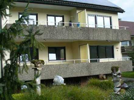 sonnige und ruhige 1-Zimmer-DG-Wohnung