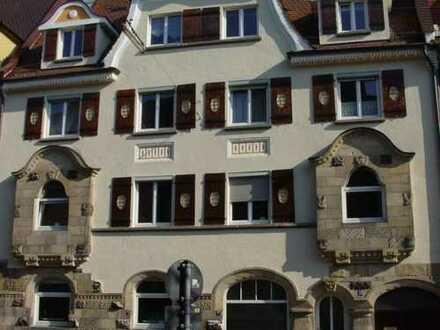 2-Zimmer-Wohnung in Gründerzeithaus in Neu-Ulm