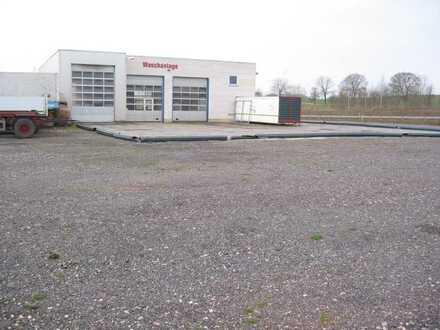 Gewerbeobjekt Verkaufsfläche Büroräume Direkt an der A72