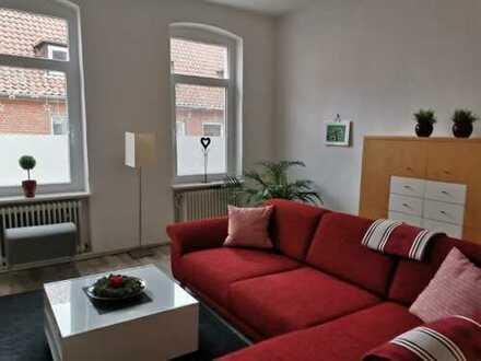 Helle 4-Zimmerwohnung in Helmstedter Innenstadt