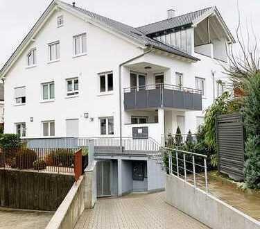 Hochwertig ausgestattete 4 Zimmer-Erdgeschosswohnung