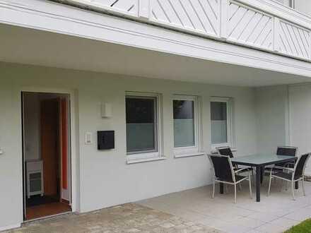 Wohnung mit zwei Zimmern sowie Terrasse 49qm in Essingen