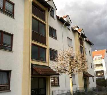 Modernisierte 2-Zimmer-Maisonette-Wohnung mit Balkon und EBK in Königsbrunn