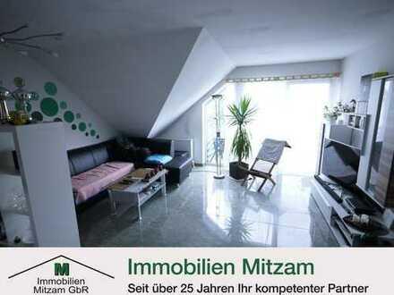 Schmucke 3-Zimmer-Dachgeschoß-Wohnung direkt in Beilngries (Altmühltal)