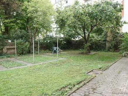 Lagejuwel, wunderschöne 3 Zimmer-Wohnung mit Gartennutzung in der Neustadt, WG-geeignet