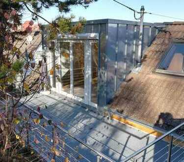 Schöne 3-Zimmer-Wohnung mit großer Terrasse und Einbauküche in Aidlingen-Lehenweiler