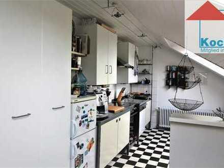 Ideal für Kapitalanleger-Gemütliche 3 Zimmer DG-Wohnung