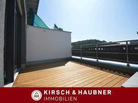 Elegante Dachterrassen-Wohnung,  mit 2 TG-Stellplätzen,  Neumarkt - Schopperstraße