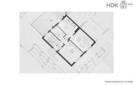 Bauplatz für Doppelhaus