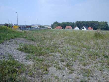 Zwickau-Crossen, unbebautes Grundstück