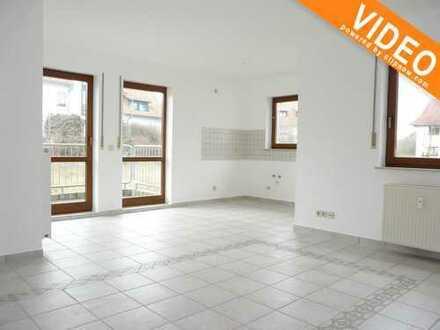 Singlewohnung mit Terrasse in idyllischer Lage direkt am Spreefließ im Cottbuser Stadtteil Döbbrick