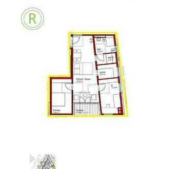 Hochwertige 3-Zimmer-Wohnung im Stadtteil Enzenhardt