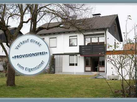 Gepflegte Doppelhaushälfte in ruhiger und angenehmer Wohnlage