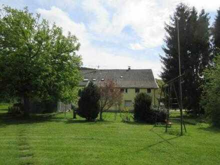 Helle und großzügige drei Zimmer Wohnung in Wilzenberg-Hußweiler