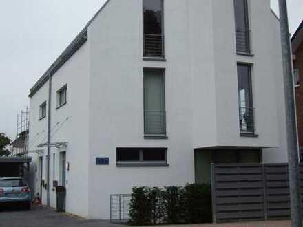 Individuelles Architektenhaus, DHH mit Terrasse