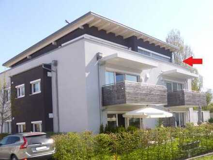 Moderne 3 Zimmer Penthouse Wohnung mit Dachterrasse, Niedrigernergiehaus!
