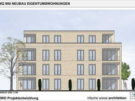 Neubau Eigentumswohnungen in Bocholt zum Kauf