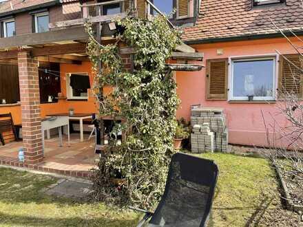 Reihenmittelhaus mit Garage und Hobbyraum am grünen Stadtrand von Nürnberg Nord - Privat Verkauf -!