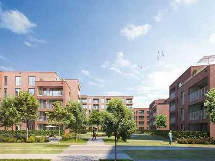 Rundum Wohlfühlen: Attraktive 2-Zimmer-Wohnung mit Loggia in bester Lage