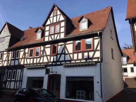 Schönes Ladengeschäft in bester Lage in Büdingen zu vermieten