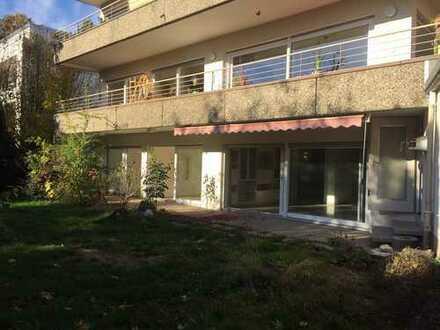 Schön geschnittene 4-Zimmerwohnung mit Sonnengarten in toller Lage Schweinheims