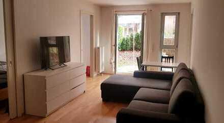 2-Zimmer mit EBK und 60m2 Garten