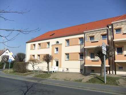 Niedliche 2-Raum-Wohnung mit Balkon im Grünen