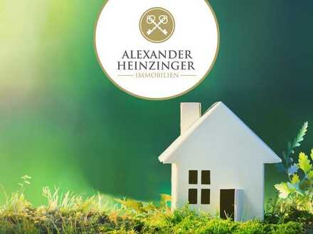 Wunderbar geschnittenes Grundstück für ihre DHH in absolut ruhiger Lage - Ideal für Pendler!!