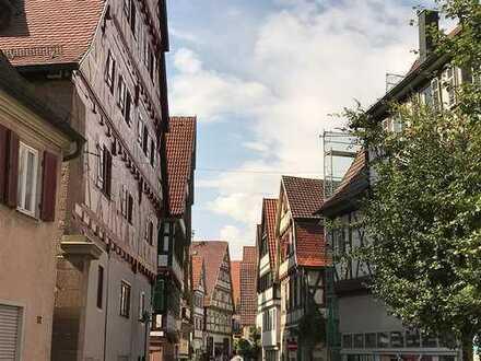 Zentrum Herrenberg, Stadthaus zum Abriss oder zum Umbau