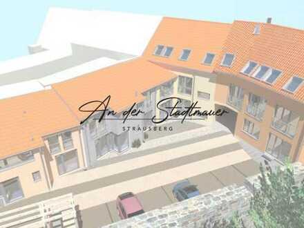 "WE3 vier Zimmer Dachgeschoss Wohnung im Neubauprojekt ""An der Stadtmauer"" in Strausberg"