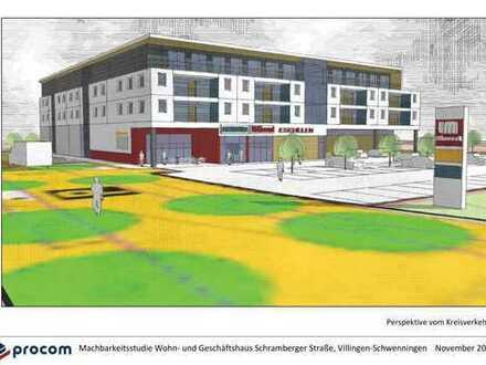 Laden-/Gewerbeflächen im Wohnpark Eschelen zu vermieten