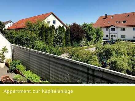Gepflegtes Appartment zur Kapitalanlage in guter Lage von Gilching