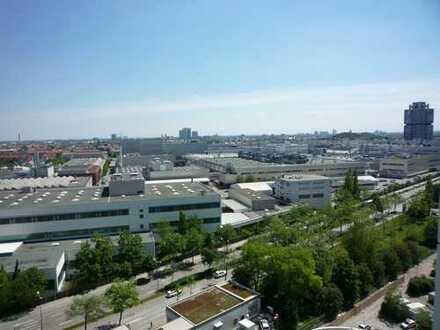 OlyDorf: Hoch gelegenes, vermietetes Appartement zur Kapitalanlage