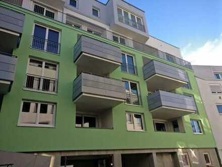 Penthouse-Wohnung mit 60qm-großer Dachterrasse