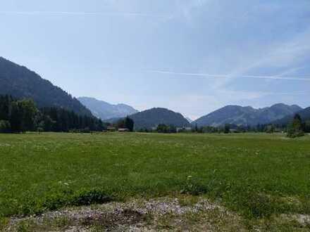 Traumhaftes Bergpanorama in Unterjoch, 70 qm, Splitlevel (EG & HP), Südterrasse