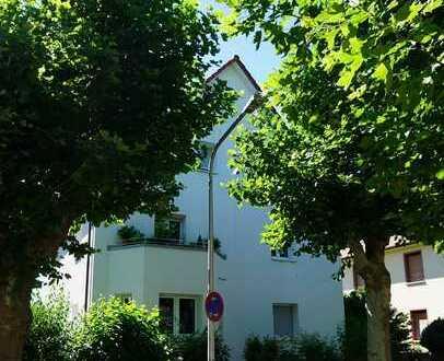 Smartes Wohngebäude für 3 Parteien im Herzen von Weinheim