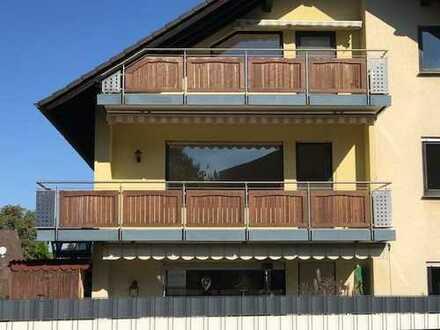 Großzügige Wohnung in Mömbris