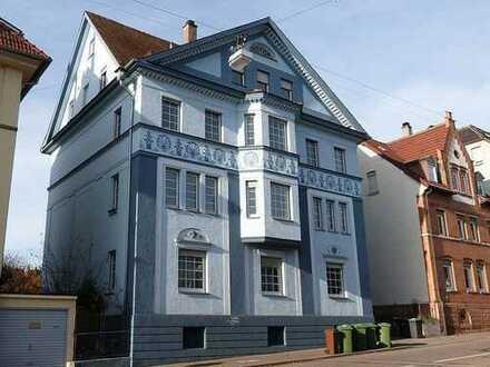 Wohnen im Herzen von Ludwigsburg - Altbau-Maisonettewohnung zum Verlieben!