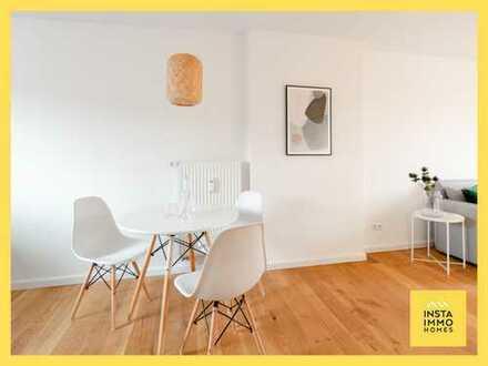 Hochwertig möblierte 2-Zimmerwohnung in Barmbek (WLAN inklusive)