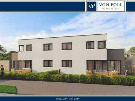 Neubauprojekt: Exklusive DHH in Bellenberg. Baubeginn 2020