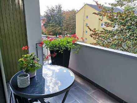Sanierte 2-Zimmer-Sonnenbalkon-Wohnung in Bickendorf
