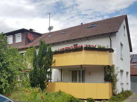 Ruhige 2,5-Zimmer-Wohnung in Herrenberg mit schöner Terrasse