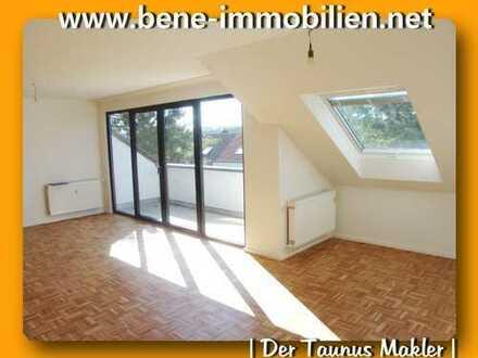 Schicke Dachgeschosswohnung - komplett renoviert und modernisiert