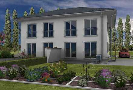 Doppelhaushälfte in Biesdorf - 130 qm Wohn/Nutzfläche.