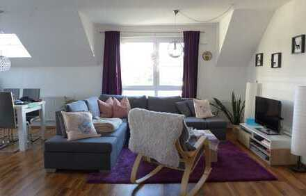 Sell Immo   Moderne 3-Zi.-DG-Whg. in Haus mit nur 2 Einheiten - Baujahr 2012