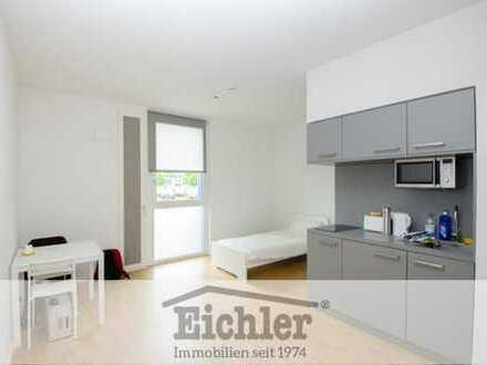 EICHLER IMMOBILIEN: Modernes Studenten-Apartment als renditestarke Kapitalanlage